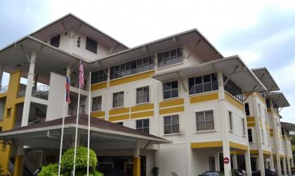 Bangunan JKR Chan Sow Lin, Kuala Lumpur