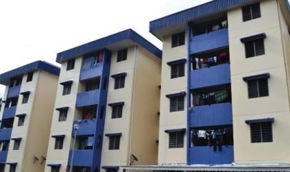 Rumah Pangsa 5 Tingkat (PKNS) Bandar Sultan Sulaiman, Klang