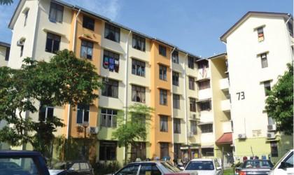 Rumah Pangsa Sri Sentosa, Kuala Lumpur (DBKL)